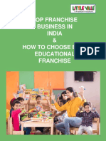 Franchise business opportunities in india