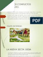 LOS PRIMEROS CONFLICTOS CON EL ESTADO.pptx