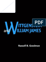 Witt Gen Stein and William James