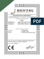 Declaratie CE J408