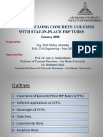 BEHAVIOR OF LONG CONCRETE COLUMNS