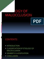 Presentation1 ETIOLOGY OF MALOCCLUSION PPT.pptx