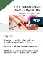 3559_COMUNICAÇÃO INTERPESSOAL E MARKETING