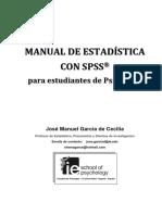 Estadistica con SPSS para Psicológos - J.M. García de Cecilia.pdf