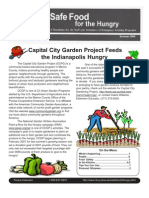 Capital City Community Garden Project Feeds the Indianapolis Hungry