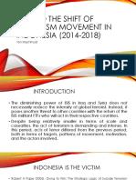 Materi Diskusi Publik Kajian Terorisme SKSG UI_Yon Machmudi_ISIS and the Shift of Terrorism Movement in Indonesia (2014-2018)-2