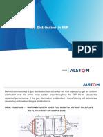 ESP Gas Distribution