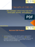 Health Benefits of CBD Oil | Lotion | Bath Bomb | My3cbd