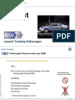 The New Passat 2006 - Launch Training Information