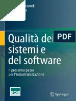 Qualit`dei sistemi e del software