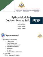 ESD -PythonModule-II.pptx