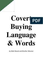 Covert Buying Language & Words.pdf