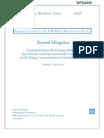 Beyond Mitigation