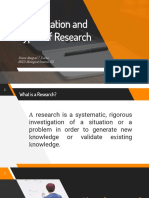 Chapter2 Research Classification and Types of Research Eviota PPT