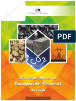 Discussion paper on Composite Cement