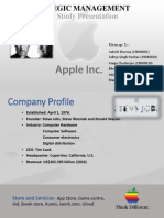 APPLE INC PPT final.pptx