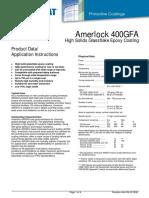 0400GF Amerlock 400 GF PDS