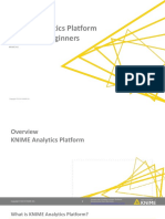 KNIME Analytics Platform Course for Beginners.pdf