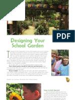 Designing Your School Garden