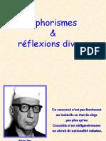 Aphorismes-et-reflexions-diverses