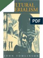Tomlinson - Cultural Imperialism