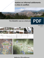 Urban Transformation on Informal Settlements in Cities in Conflict Wide Screen LASA