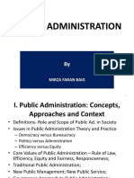 lecture 1  Public Administration Concepts, Approaches and    Context - 2017.ppt