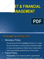 lecture 4 Budgeting & Financial Management.ppt