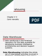 03 Data Warehousing