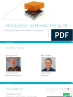 Introduction to the Nordic Thingy_91 Prototyping Platform_share