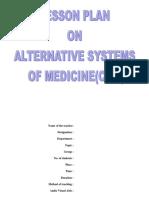 363049032-Lesson-Plan-on-Alternative-System-of-Medicine
