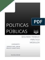 TAREA POLITICAS PUBLICAS