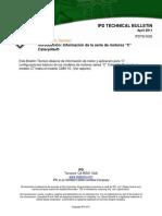 CATALOGO IPD GUIA APLICACION MOTORES SERIES C