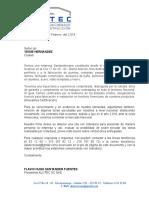 CARTA PRESENTACIÓN Y CERTIFICACION USA 2.doc