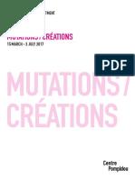 Mutations Créations 3D