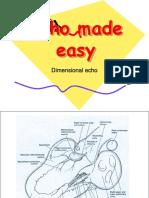 Echodimension