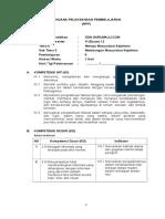 RPP TEMA 6 - ST 2 (PB 6)