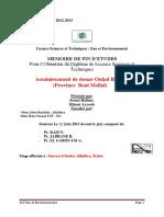 Assainissement de douar Oulad  - Rhioui Ayyoub_739