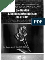 Die Glaubensbekenntnisse des Islam _ Nabil Abdul Salam Haroun