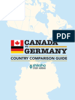 Country Comparison Canada vs Germany