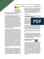 November Newsletter Page 2
