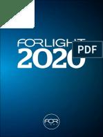 202001 Forlight Catálogo 2020