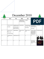 Shortcut (2) to December Calendar