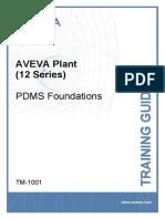 TM-1001 AVEVA Plant (12 Series) PDMS Foundations Rev 5.0.pdf