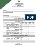 COLETA 35-2020 - CONTRATAÇÃO EMERGENCIAL DE EMPRESA TERCEIRIZADA