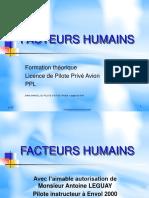 Facteurshumains.pps