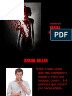 Anatomia dos Serial Killers