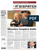 Gilroy Dispatch, February 8, 2019