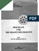 Der Islam und die Fragen des Dialogs _ Prof. Dr. Mahmoud Zakzouk