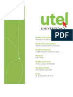 Axiología y su importancia en la educación - Adrián Alejandro Gutiérrez López